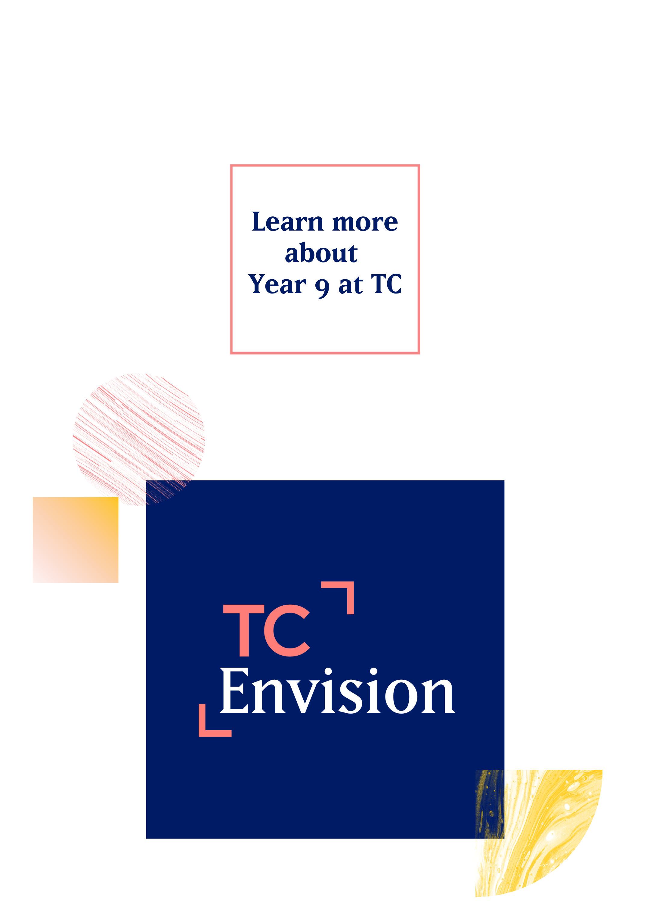 tc envision year 9 poster