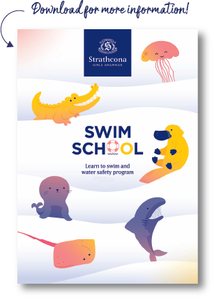 Learn to swim program