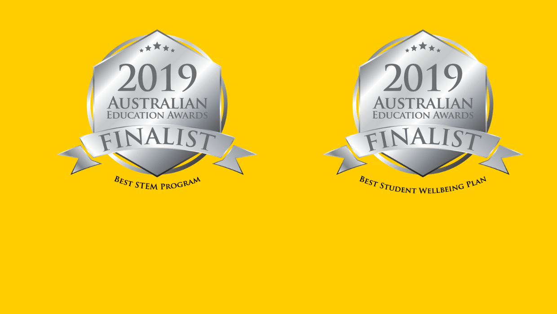 educator awards graphic