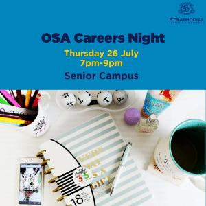 OSA careers night