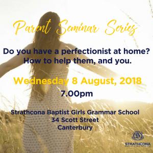 parent seminar insta banner
