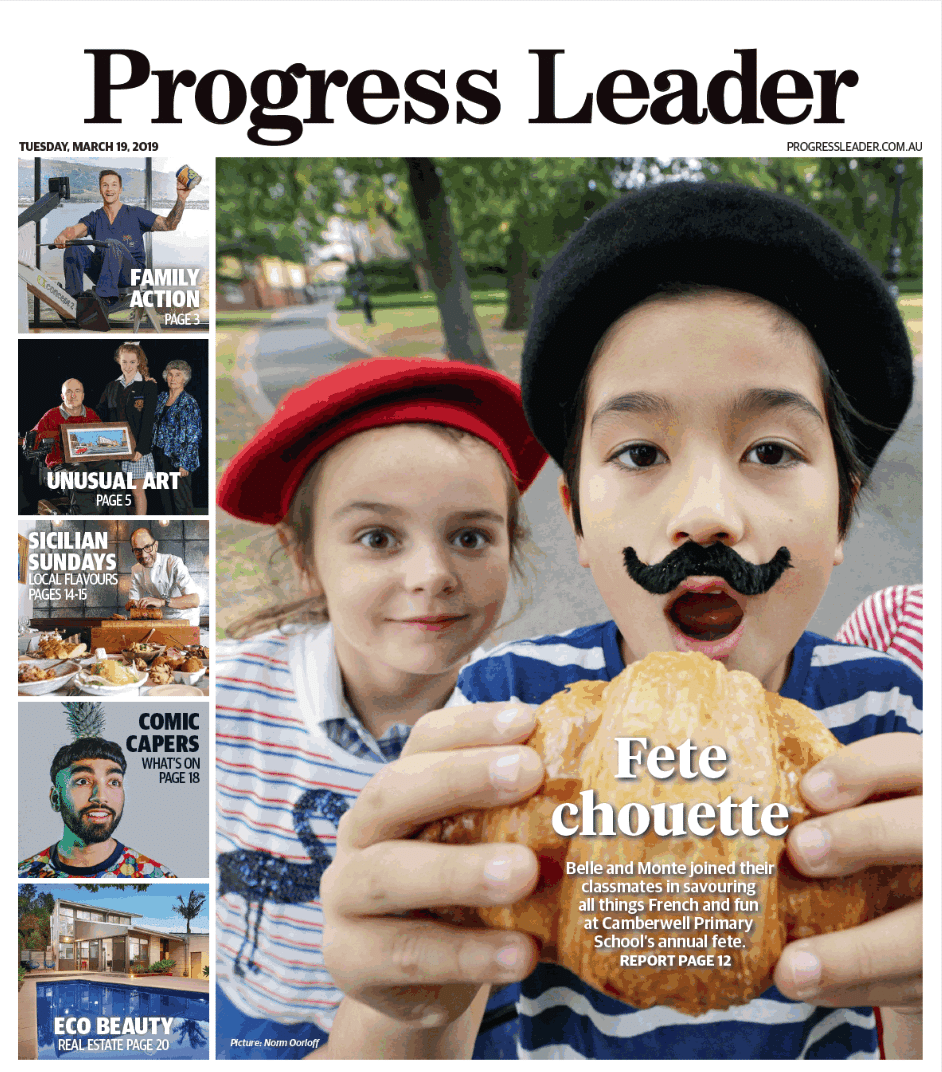 progress leader cover