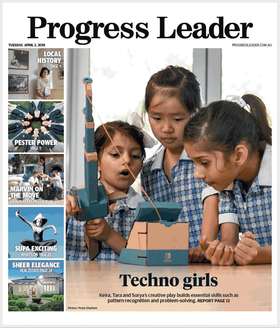 progress leader technology