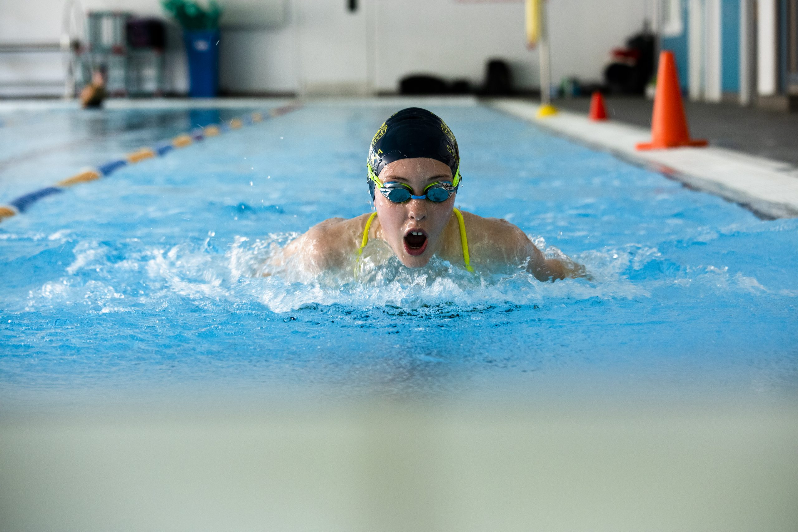 Co-curricular swim image