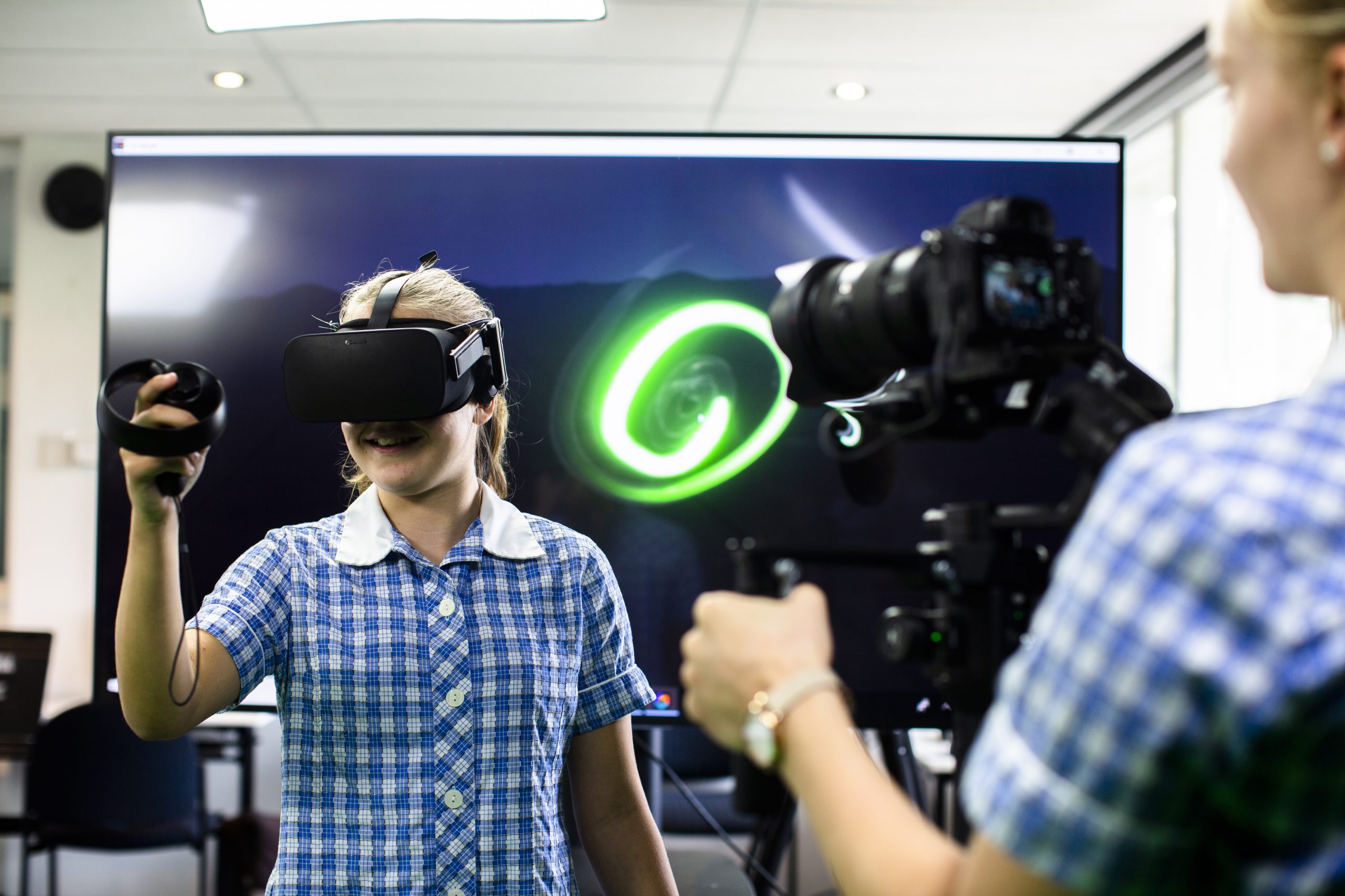Technology VR
