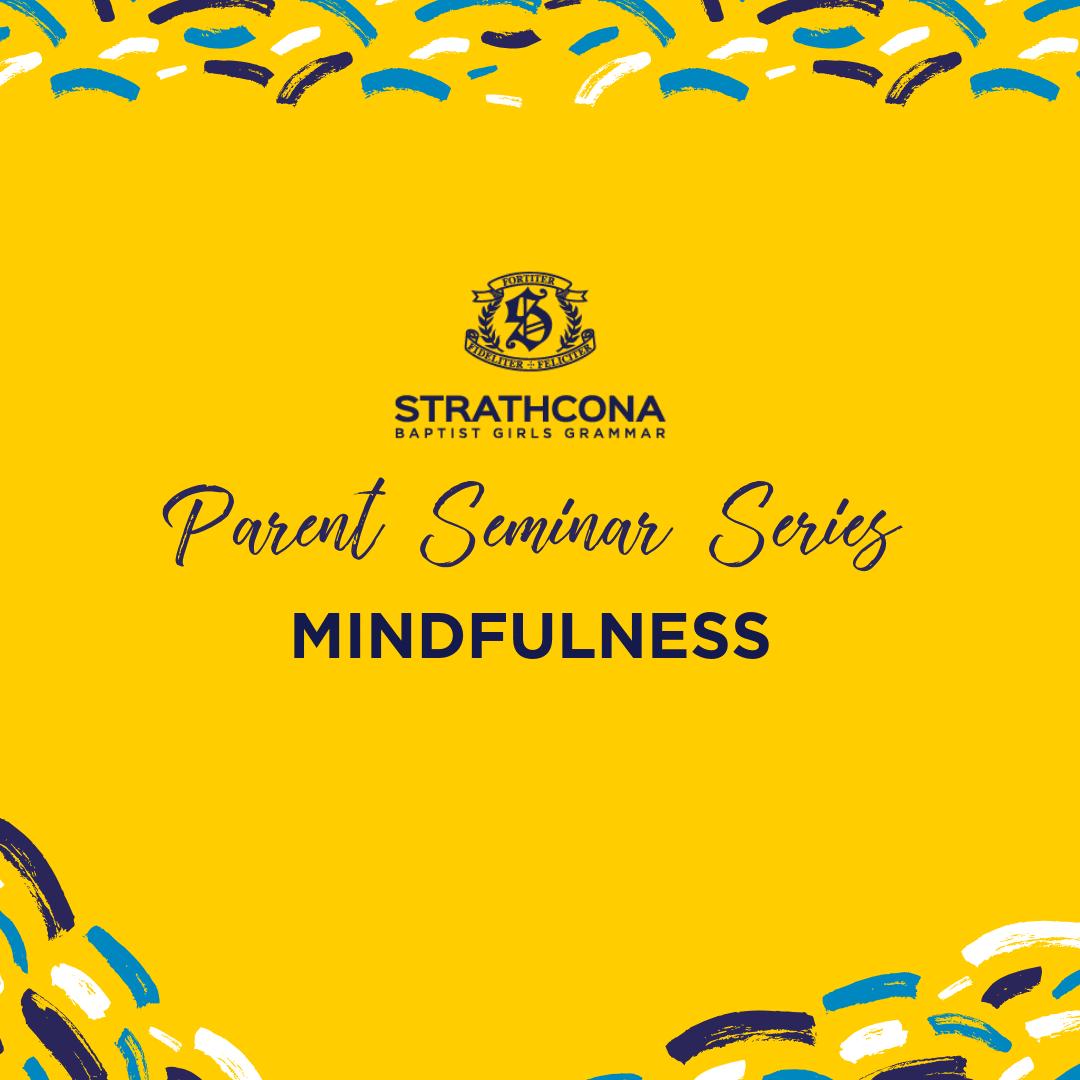 parent mindfulness seminar