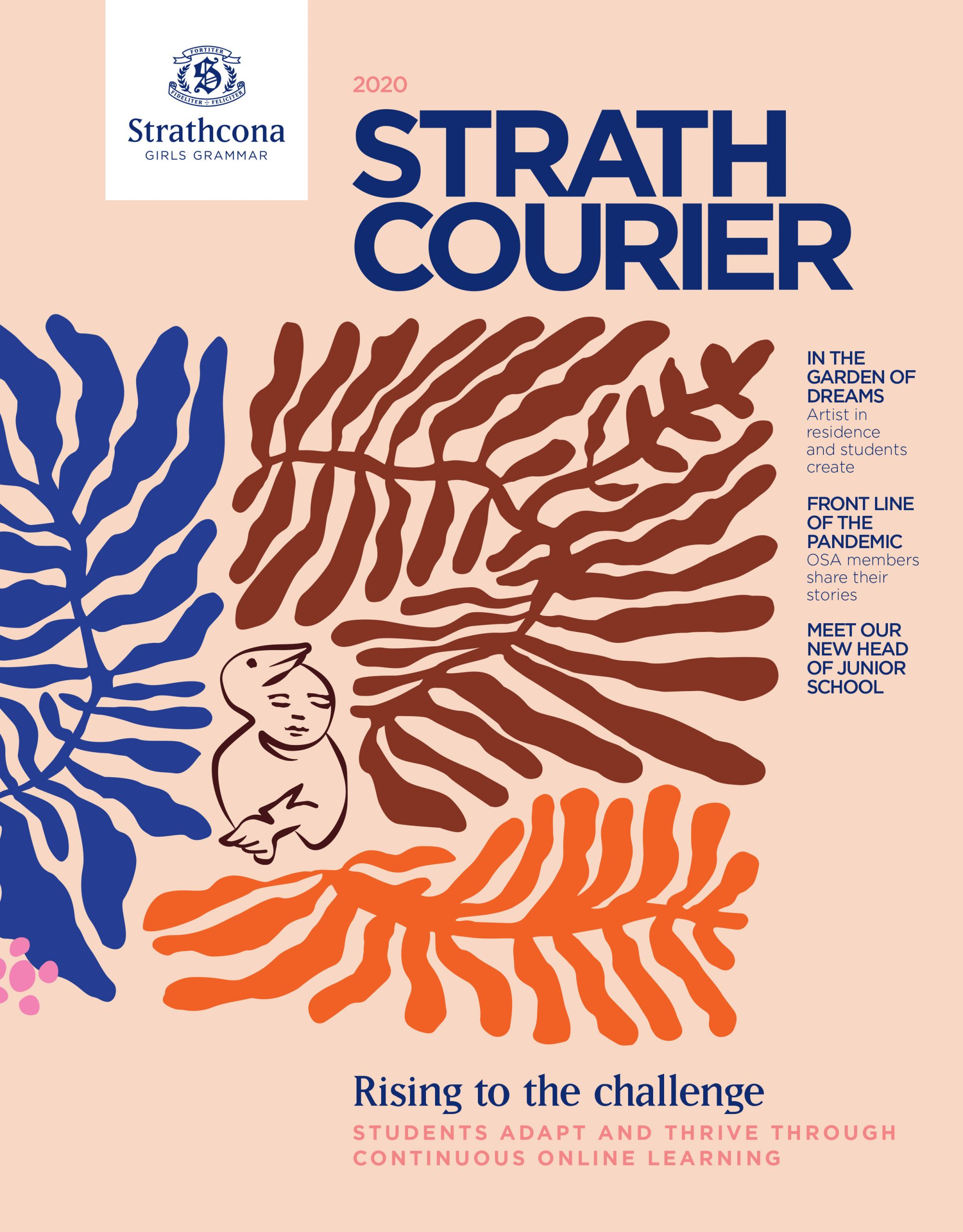 strath courier cover