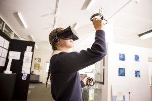 virtual reality classes