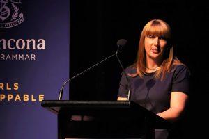Catherine Beaufort speaker