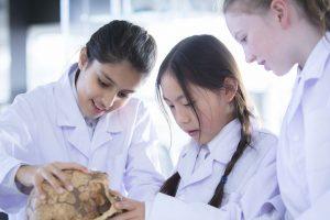 STEM girl performance