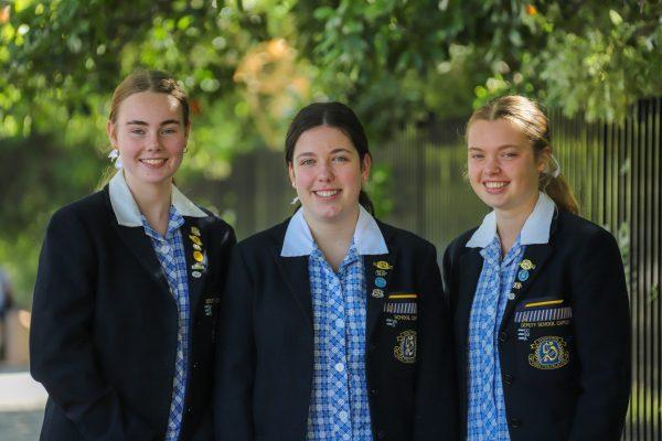 Sisterhood captains photo