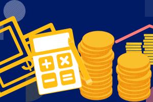 Financial literacy banner